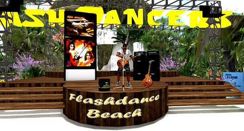Dje Atolia playing up to 3 pm slt at Flashdance beach! Snapshot_3425 by ZZ Bottom