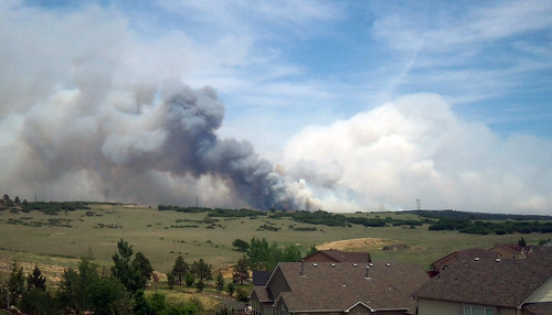 Black Forest Fire in Colorado