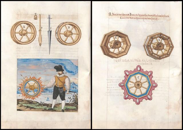 Feuerwerksbuch 146 + 150
