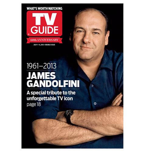 Gandolfini TV Guide
