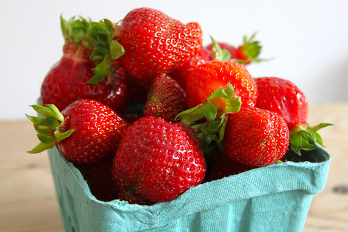 Erdbeeren, strawberries