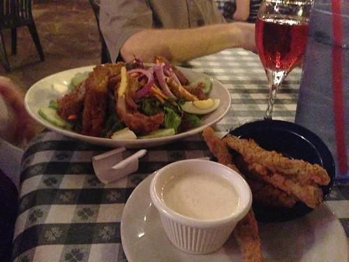 Chicken Salad at Shady Grove