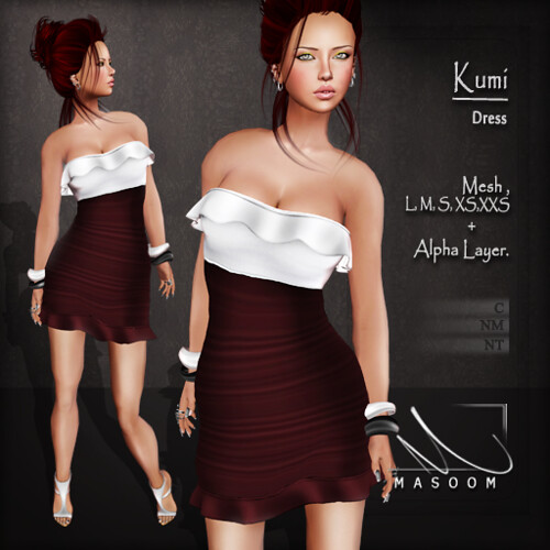 Masoom Kumi Dress