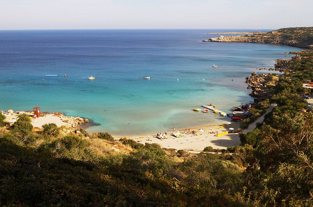 beach Protaras_Konnos Bay 1