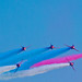 Red Arrows Final Formation Waddington 2013 by Dan - DB Photography