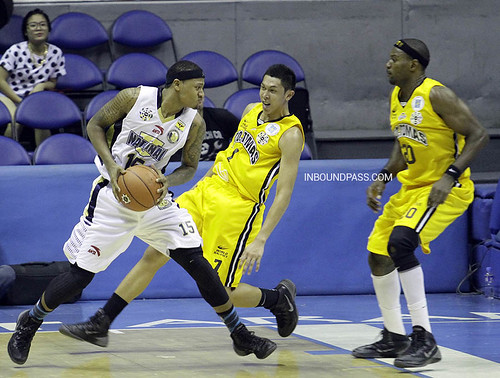 UAAP Season 76: NU Bulldogs vs. UST Growling Tigers, July 10