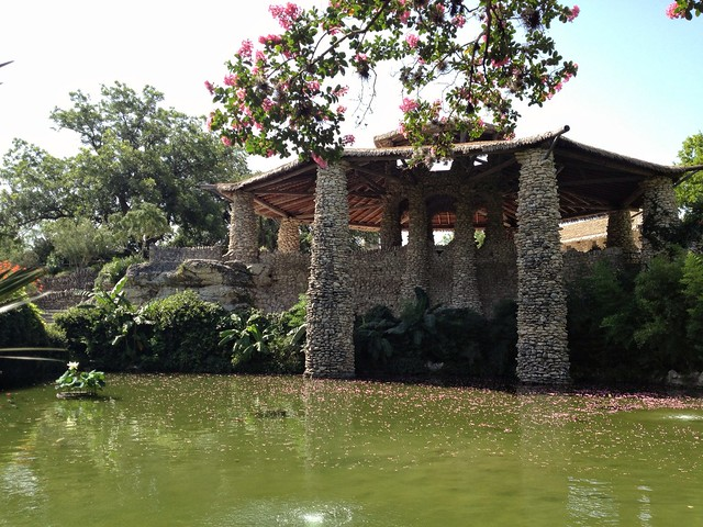 San Antonio Japanese Tea Garden