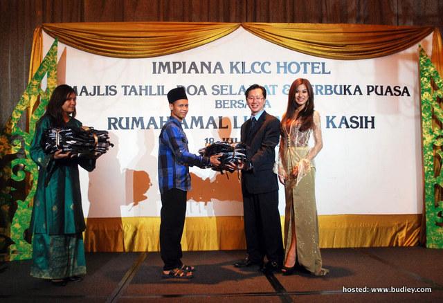 Impiana Klcc Hotel Rai Rumah Amal Limpahan Kasih