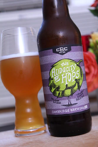 Cambridge Brewing Company The Audacity of Hops