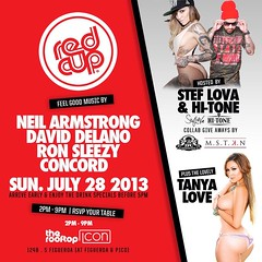 7/28 - Sun - Neil Returns to LA for Red Cup Sundays