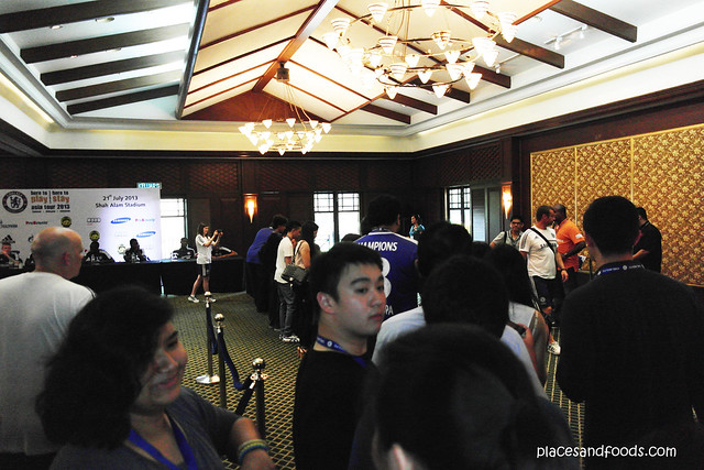 chelsea asia tour 2013 meet and greet