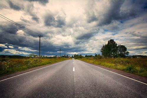 Road by dyadyavasya