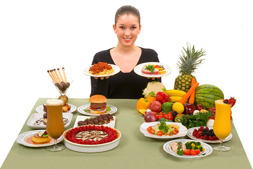 mengurangi kalori