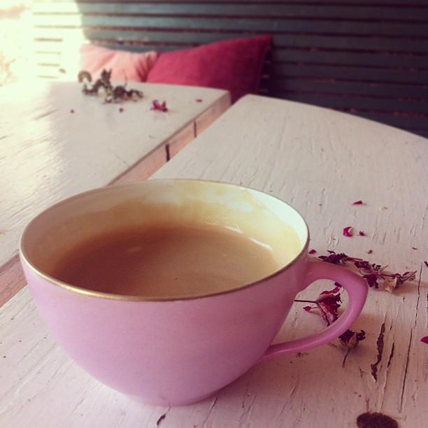 O instagram é amigo de cor d'rosa