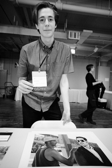 Tim M. Johnson @ Columbia College Industry Events Photography Review