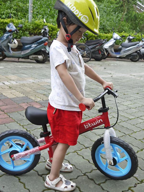 迪卡儂pushbike高度