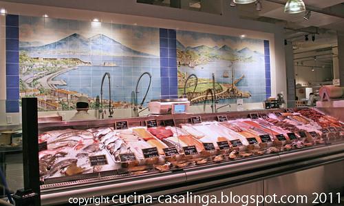 Eataly Fischstand