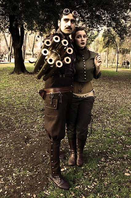 SteamPunk Chile agosto 2013