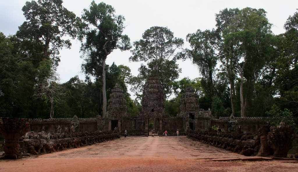 Angkorian Temples |  South-East Asia