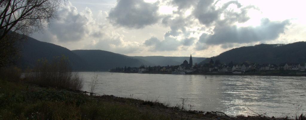 29. Noviembre en el valle del Rin. Braubach. Autor, Kismihok
