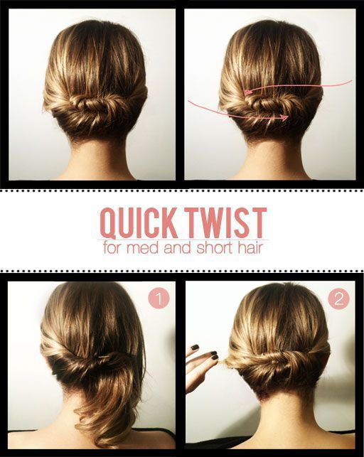 Cute Quick And Easy Hairstyles For Girls BlogofTheWorld