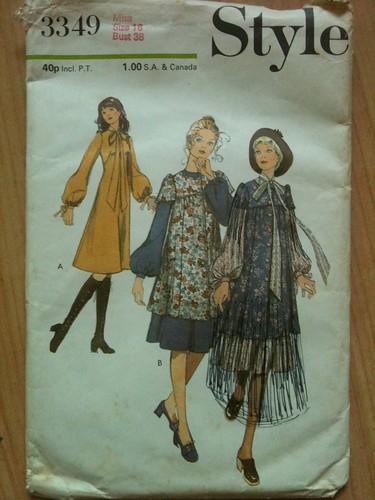 Style 3349, 1971