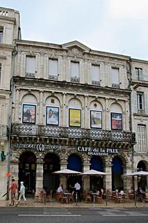 La Rochelle: café de la Paix