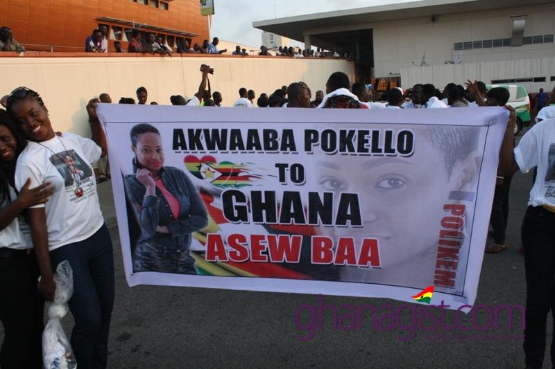 Pokello in Ghana