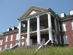DeJarnette Center, Staunton, Virginia, May 28, 2012
