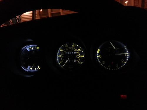 all gauges - led