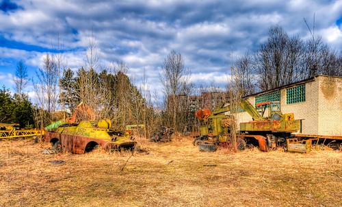 Прип'ять, Україна