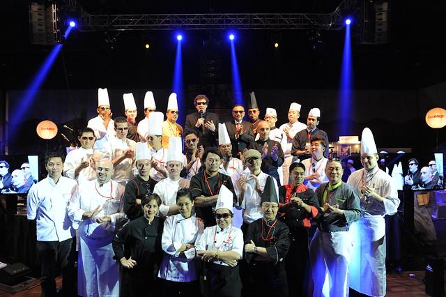cool chefs - MIGF 2013