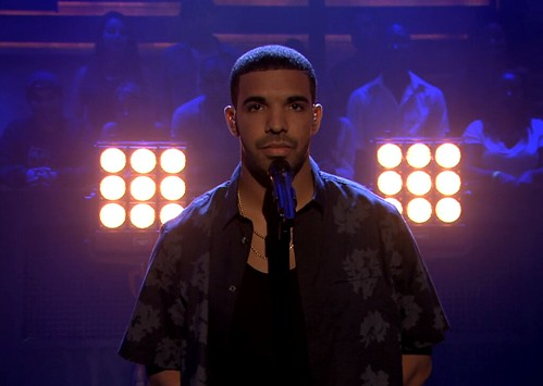 "Drake Debuts ""Too Much"" with Sampha on 'Late Night with Jimmy Fallon'"