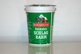 06 - Zutat Schlagsahne / Ingredient whipping cream