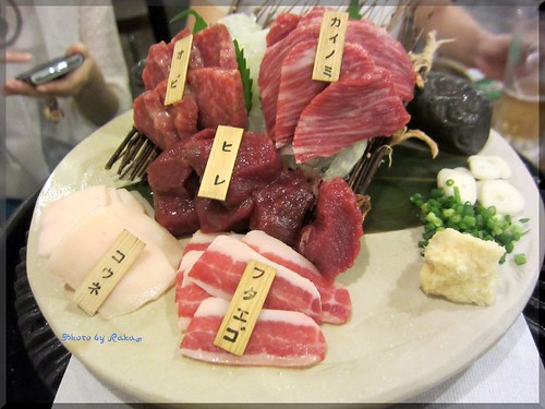 Photo:2013-09-11_T@ka.の食べ飲み歩きメモ(ブログ版)_【池袋】三馬力(馬焼肉) 東京でこんな馬尽くしで楽しめるお店があるなんて!-03 By:logtaka