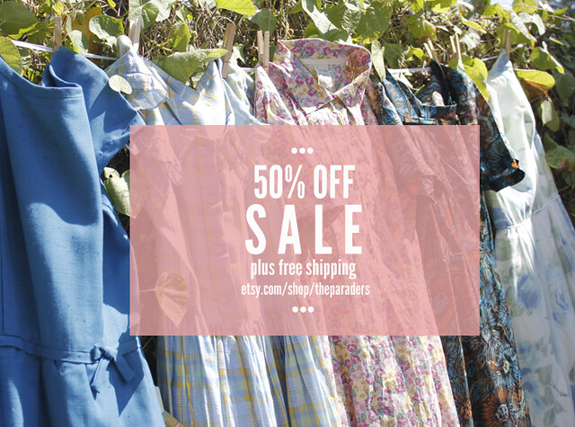 The Paraders Sale • 50% Off!
