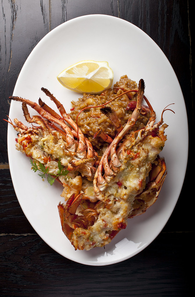 The Pelican Lobster Thermidor (The Pelican)