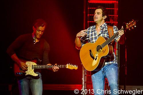 Easton Corbin – 09-28-13 – Ten Times Crazier Tour, The Palace Of Auburn Hills, Auburn Hills, MI