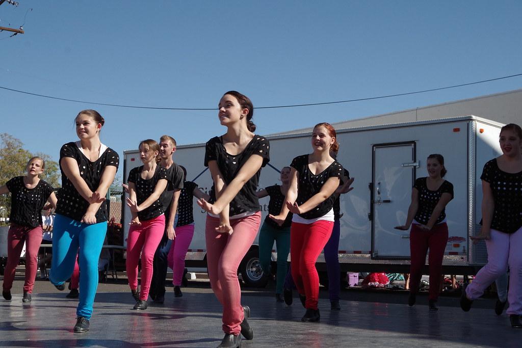 Salsa Fest Dancers