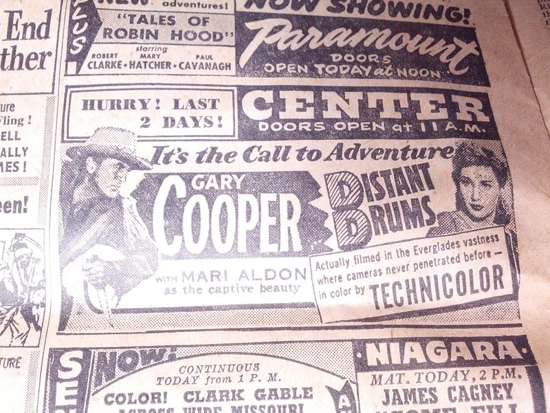 Courier Express Jan 6th 1952