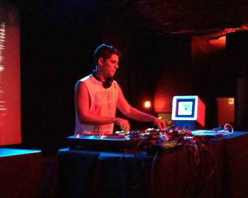 Nick Monaco at Decibel Festival 2013