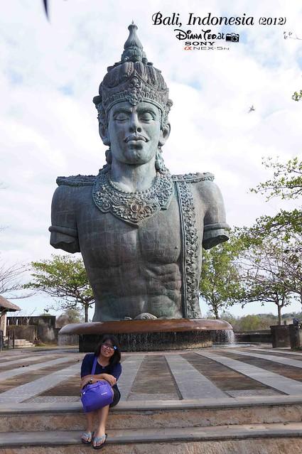 Bali Day 1 - Garuda Wisnu Kencana 02