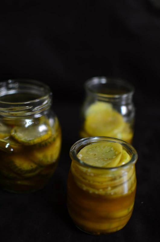 Pickled Garden Eggs