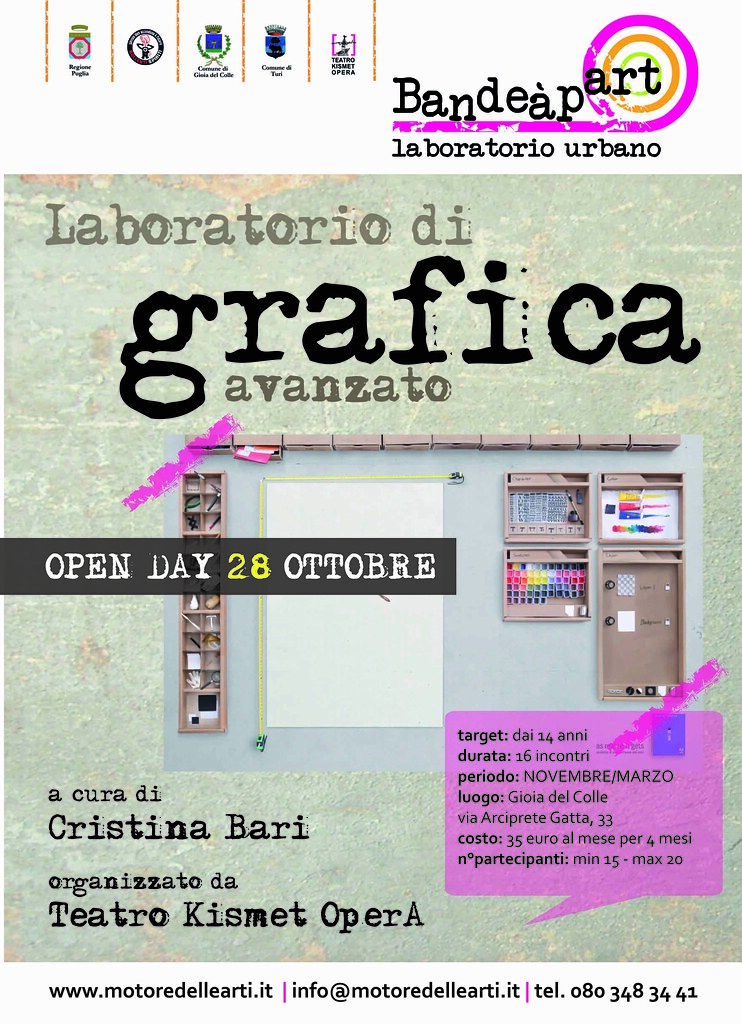 corso grafica open day
