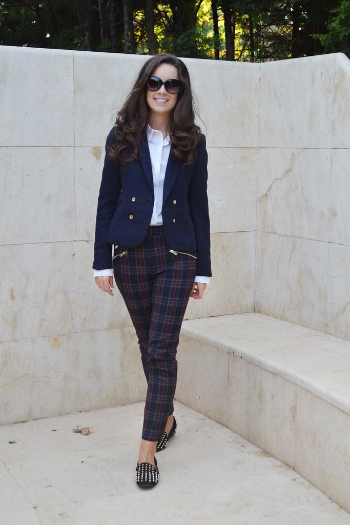 Cómo ir vestida al trabajo