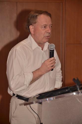 Eberhard Kienle (CNRS Paris/IEP Grenoble)
