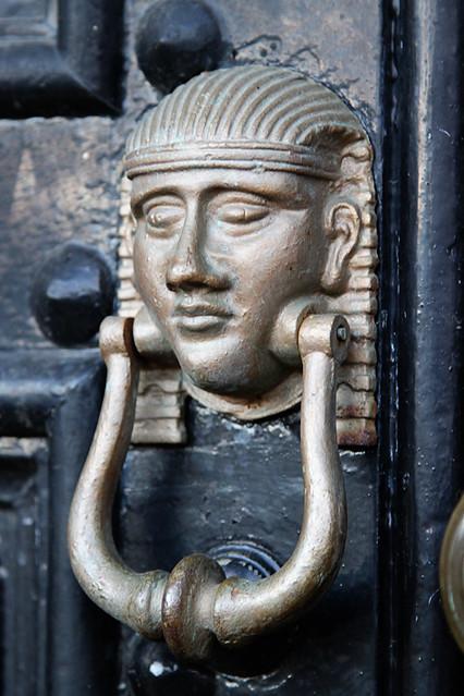 TutankhamenDoorKnocker
