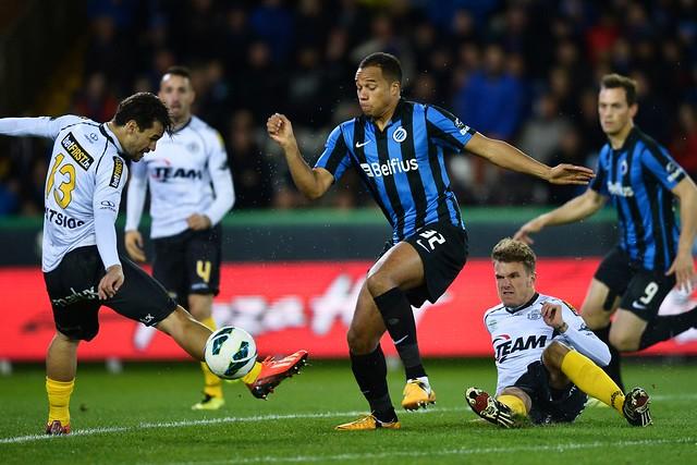 Club Brugge - Sporting Lokeren (3 november 2013)