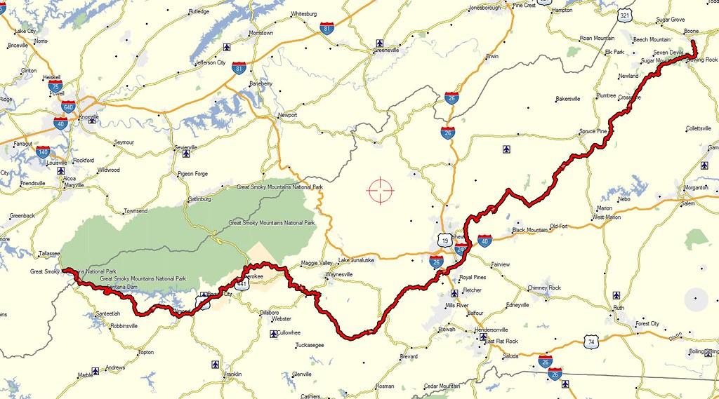 Trip Route 2013 09 18