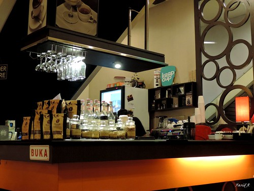 Sensa Coffee Shop